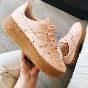 Nike air force low sage rare